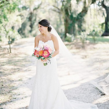 Brittany and Tanner's Wedding at Honey Horn Plantation
