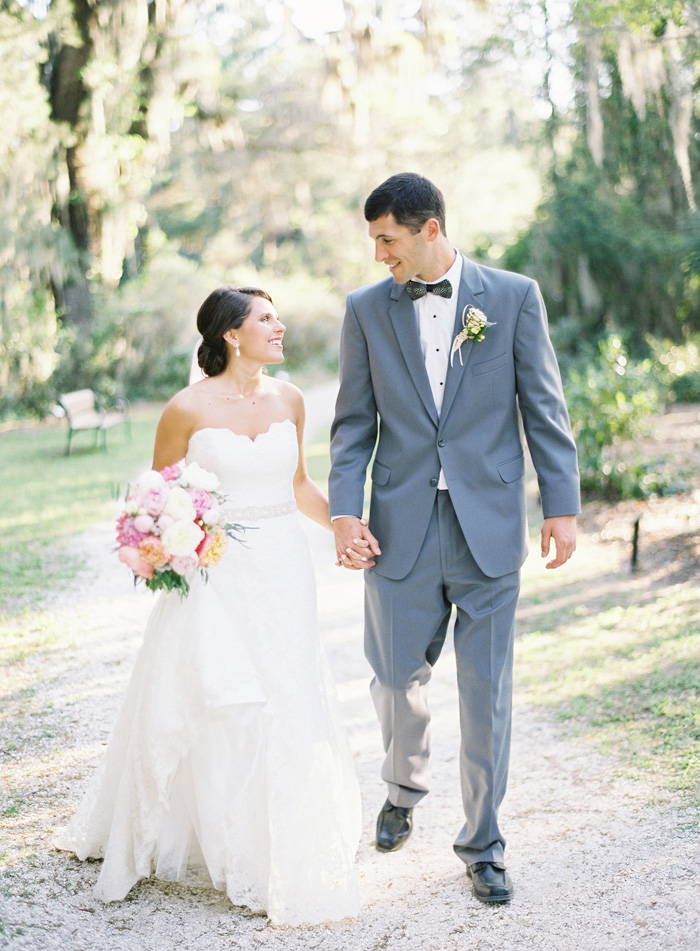 Wedding Blog Brittany and Tanners Wedding at Honey Horn Plantation