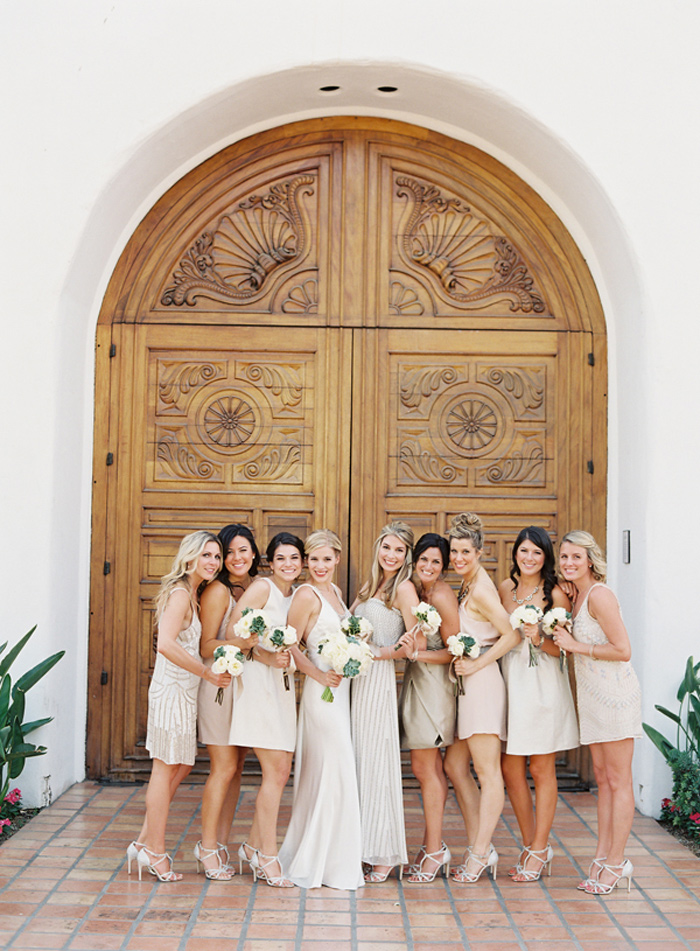 Wedding Blog Citrus Inspired Destination Wedding at La Quinta Resort