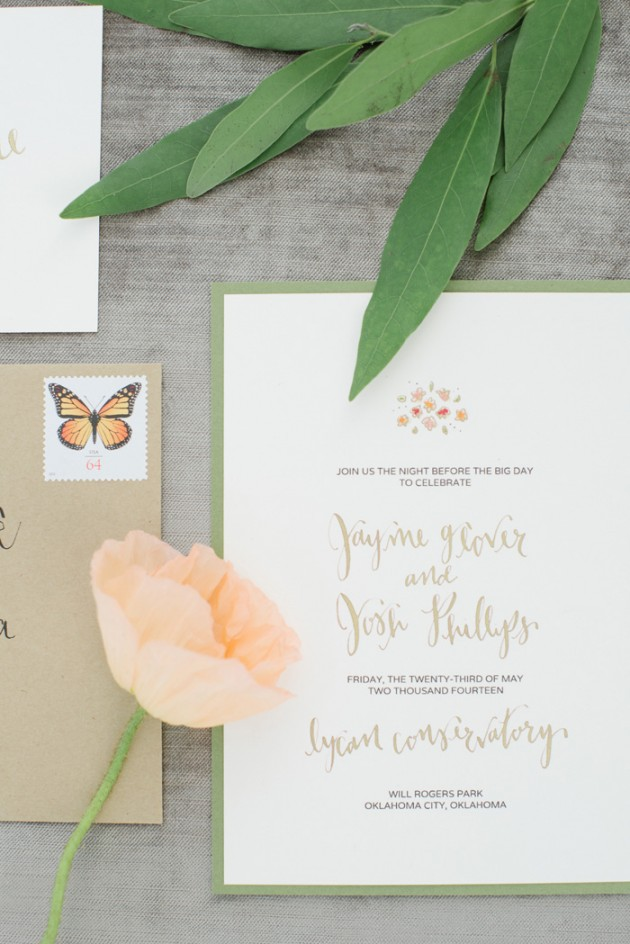 Wedding Blog Jayme and Joshs Rehearsal Dinner at Lycan Conservatory