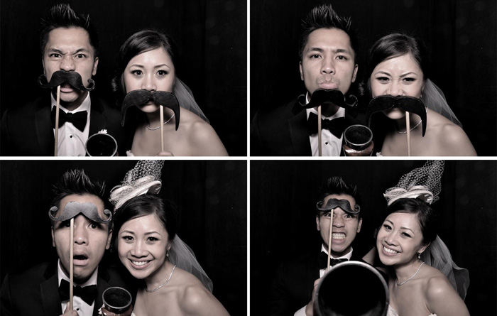 Wedding Blog Magnolia Photo Booth Co.