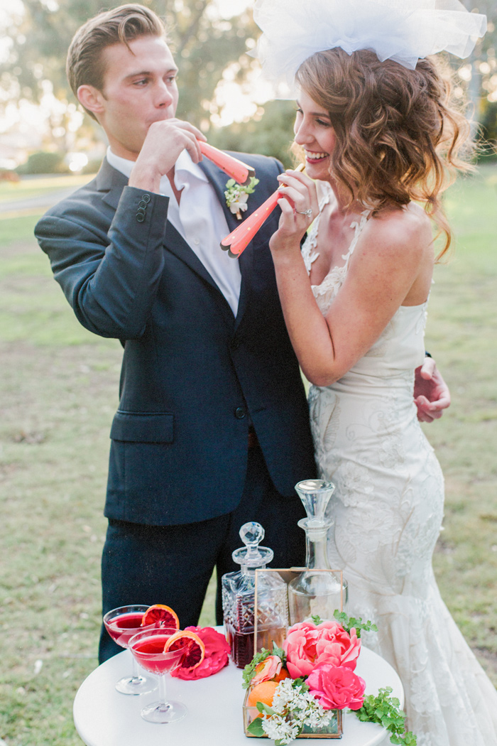 Wedding Blog Coral and Citrus Summer Wedding Ideas