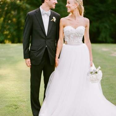 Summer Solstice Chapel Hill Country Club Wedding