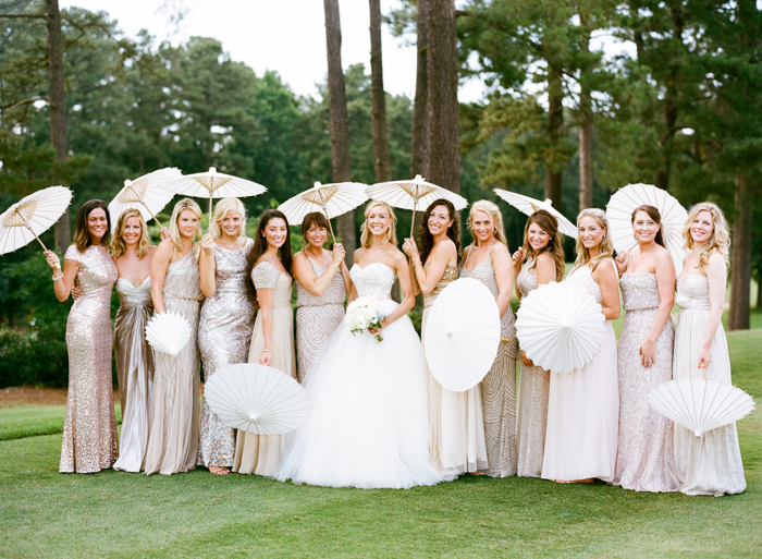 Wedding Blog Summer Solstice Chapel Hill Country Club Wedding
