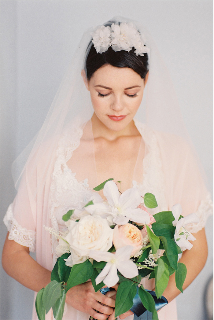 Wedding Blog January Rose Bridal Giveaway