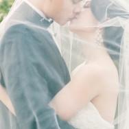 Heirloom Inspired Black and White Wedding