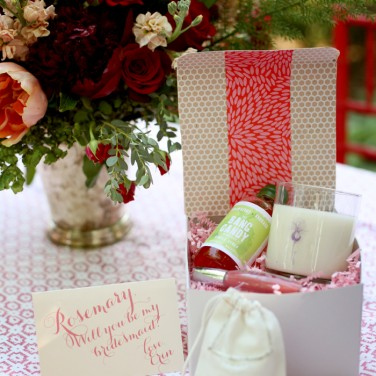 Southern Bridesmaid Luncheon