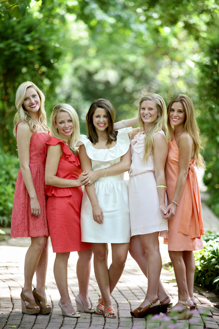 Wedding Blog Southern Bridesmaid Luncheon