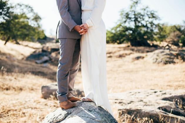 Wedding Blog Nature and Simplicity