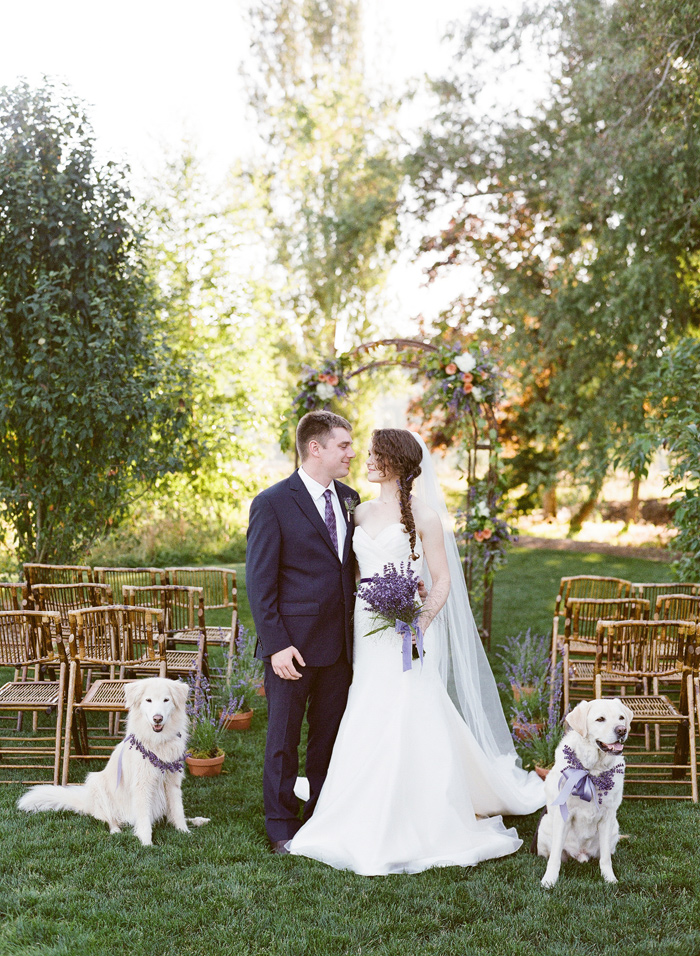 woodinville lavender farm wedding ideas