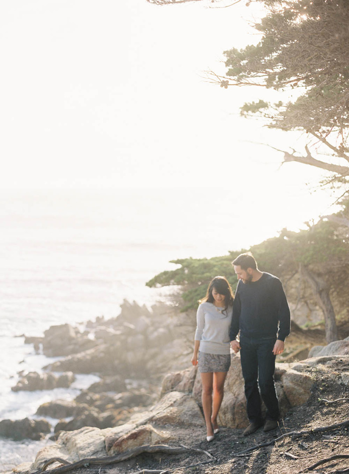 Wedding Blog Jess and Brents Carmel Engagement