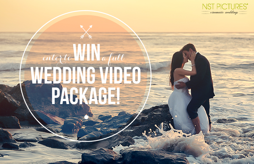 Wedding Blog Win a Complete Wedding Videography Package!