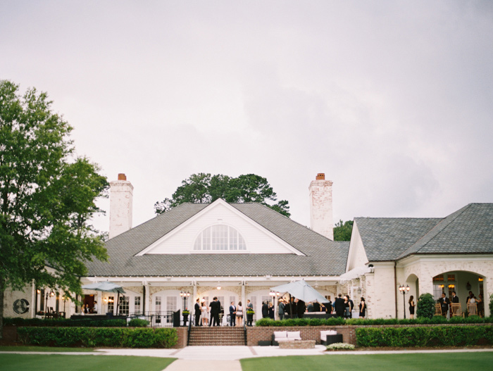 Wedding Blog NYC meet South Carolina Wedding at Belfair Plantation