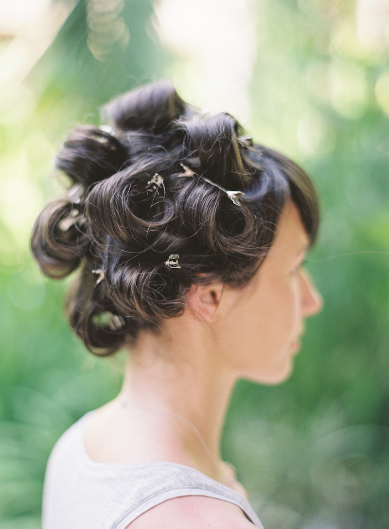 Wedding Blog BOW BUN TUTORIAL