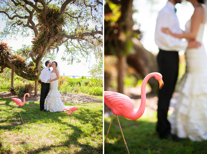 florida-pink-green-flamingo-wedding-14