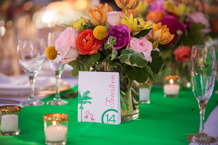 florida-pink-green-flamingo-wedding-16
