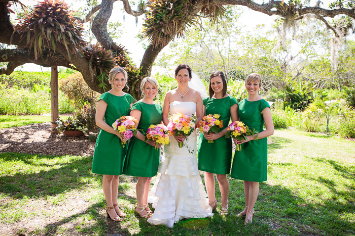 florida-pink-green-flamingo-wedding-6