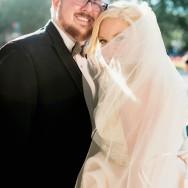 Kate Spade Inspired Ballroom Wedding