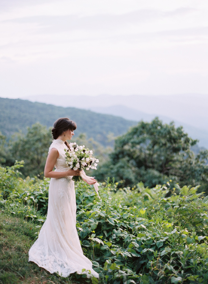 Wedding Blog Yeats Inspired Bridal Session
