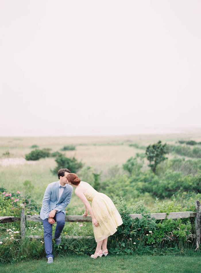 Wedding Blog Ginny and Davids Nantucket Engagement