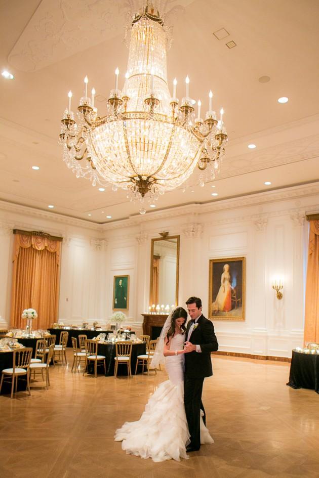 Wedding Blog Richard Nixon Library