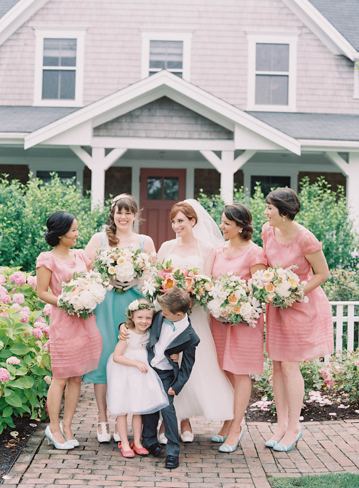nantucket wedding at the white elephant inn