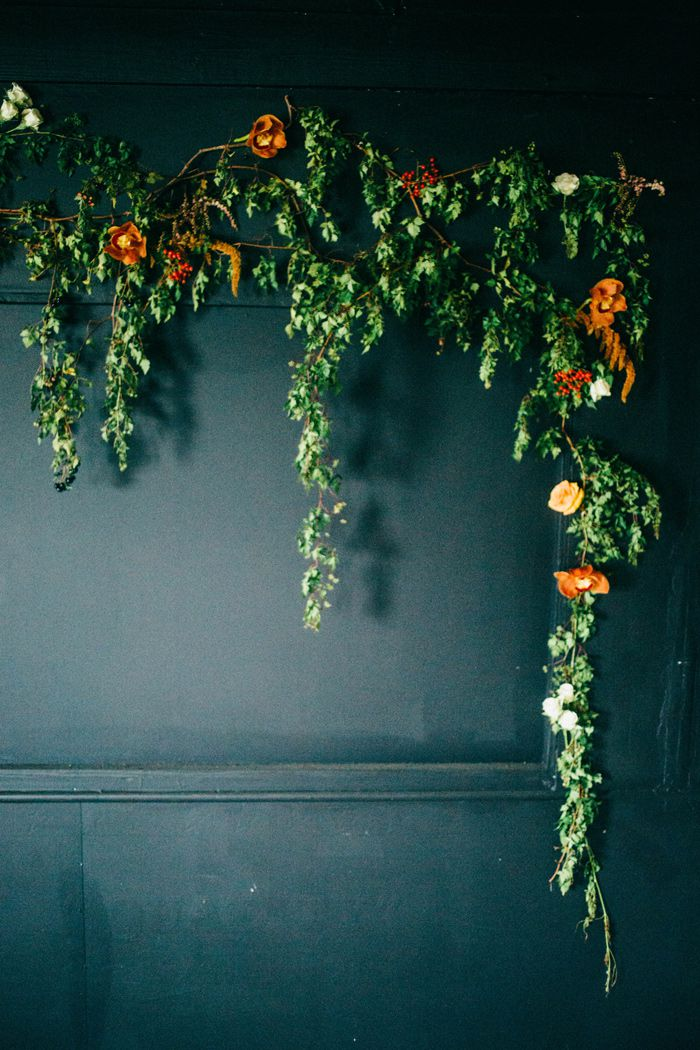 Wedding Blog Moody Fall Inspiration