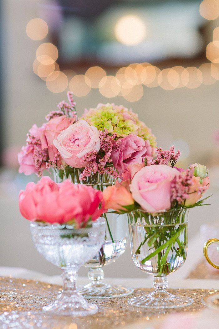Wedding Blog Glam Southern Bridesmaid Luncheon