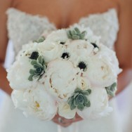 Kathleen and Tony's Chic L.A. Wedding
