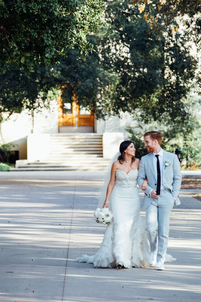 Wedding Blog Kathleen and Tonys Chic L.A. Wedding