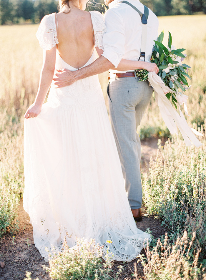Wedding Blog Rustic Elopement