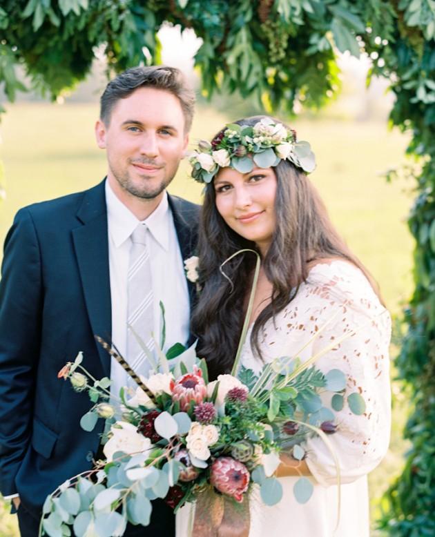 Tennessee elope wedding