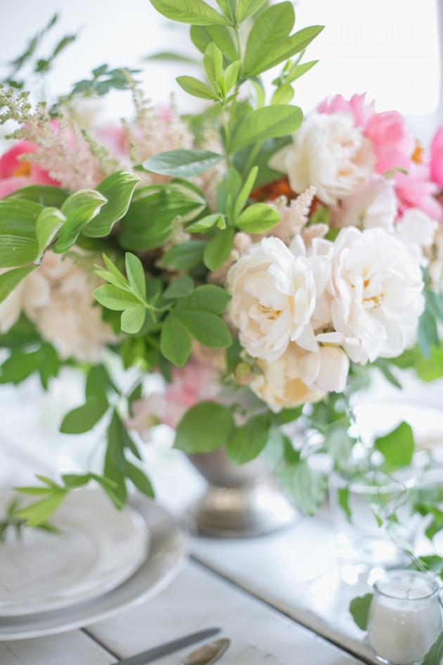 Wedding Blog Floral Featurette