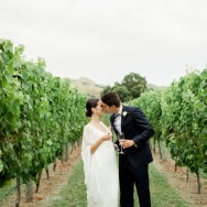 Black Barn Vineyard New Zealand Wedding