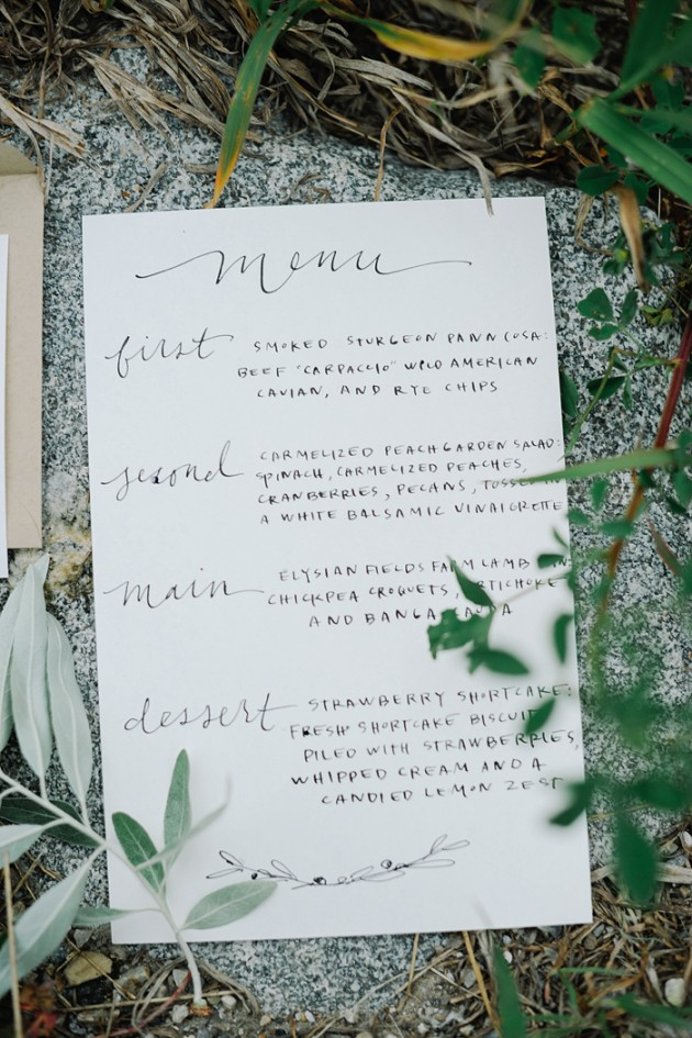 Wedding Blog Garden Party Engagement