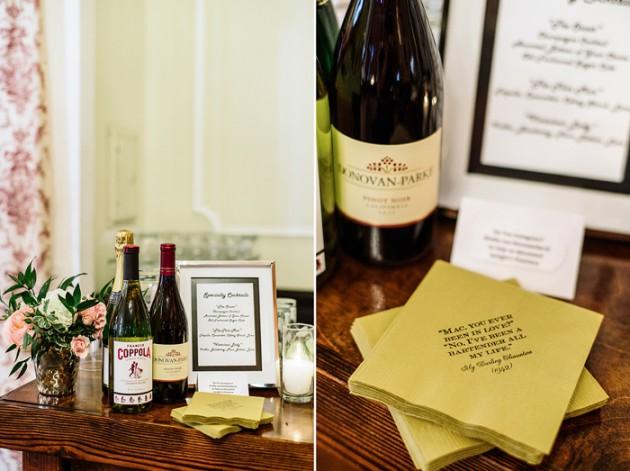 Wedding Blog Hollywood Inspired Wedding at Carondelet House