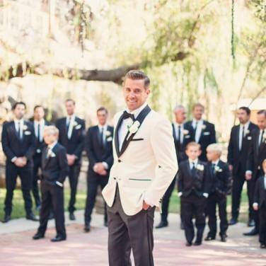 Ashley and Jason Wahler's Wedding