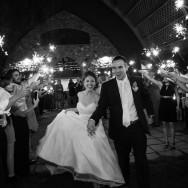 Besty and Nick's Lone Hawk Farm Wedding
