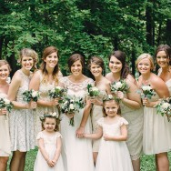 Jessica and Marcin's Morgan Acres DIY Wedding