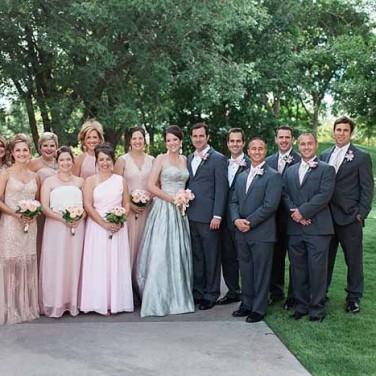 Kacie and Tyler's Oklahoma City Wedding