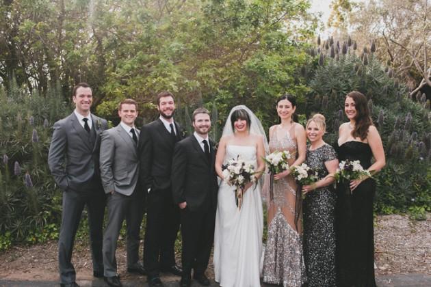 Wedding Blog Nicole and Mikes Art Deco Wedding at Rancho Valencia Resort