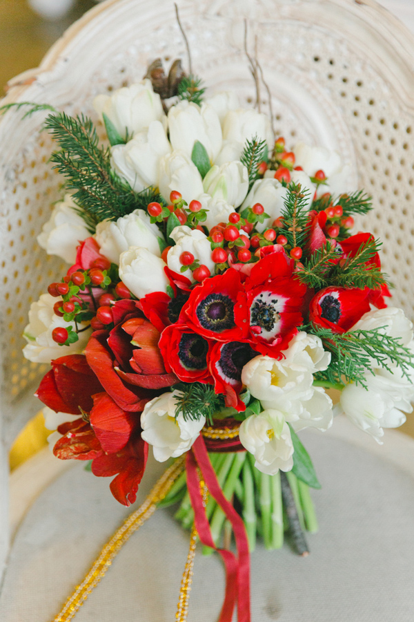 christmas-wedding-bouquet-and-ideas-11
