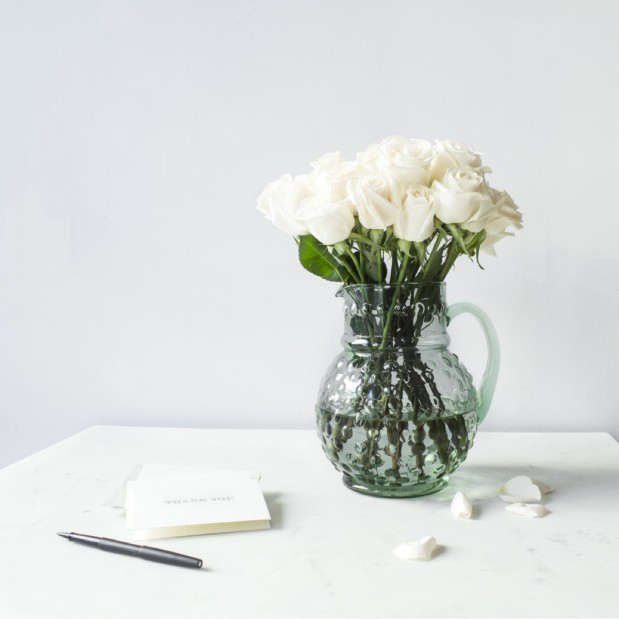 Editorial - Canvas Vase