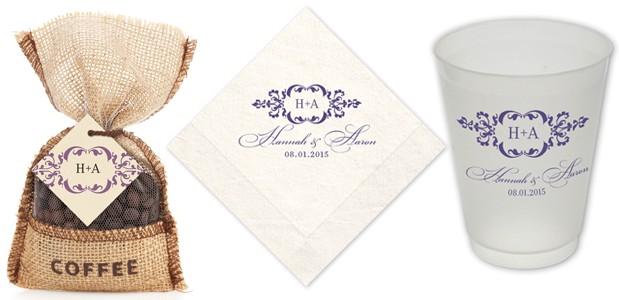 Wedding-Favor-Tags-Custom-Napkins-and-Custom-Cups