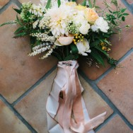 Rachel and Roy's Wedding at Rancho Valencia by Amorology