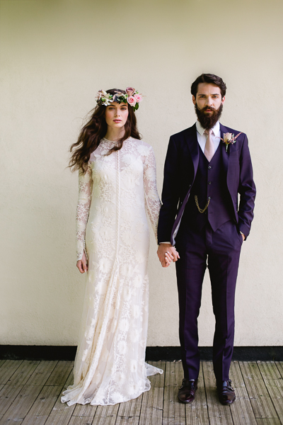 irish-purple-mustard-yellow-grey-fall-spring-wedding-inspiration-17