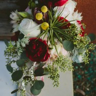 Olga and Mike's Modern Laguna Beach Wedding