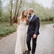 Keely and Ian's San Ysidro Ranch Wedding