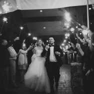 Shelby and John's Wedding at High Hampton Inn