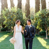 Melissa and Jeremy's Vow Renewal at San Ysidro Ranch